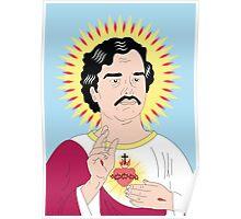 Saint Pablo Poster