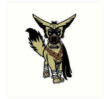 Tusken Fox Art Print