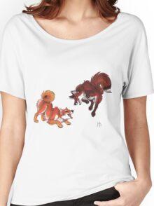 Lookalikes: Shiba & Fox Women's Relaxed Fit T-Shirt
