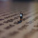 Big Words, Small Man by Mark Wilson
