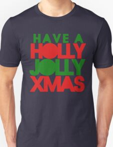Holly Jolly xmas T-Shirt