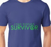 Lyme Survivor Unisex T-Shirt