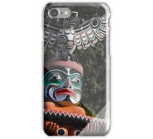 Graphic Totem Pole iPhone Case/Skin