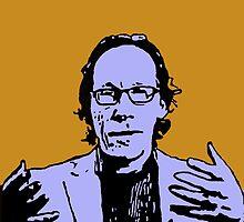 Lawrence Krauss by DJVYEATES