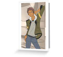 Lance - Voltron Greeting Card