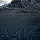 Black Sands of Stokksnes by anorth7