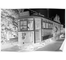 All Aboard the Ghost Tram Poster