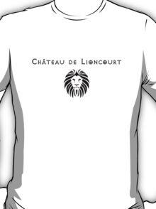 Chateau De Lioncourt T-Shirt