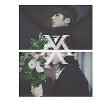 Monsta X | Hyungwon Photographic Print
