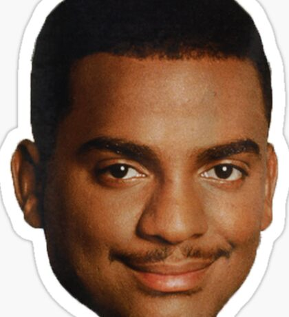 Carlton Banks Sticker