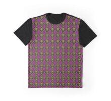 JoJo Killer Queen Pattern  Graphic T-Shirt
