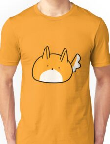 Pointy-Eared Dog Blob Unisex T-Shirt