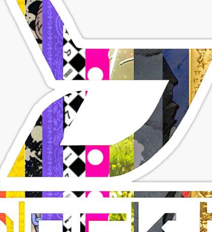 Block.b- Album logo Sticker