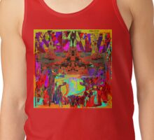 GLOBAL WARMING - Alien Point of View Tank Top