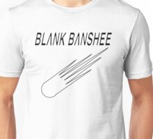 Blank Banshee Mega Minimal Unisex T-Shirt