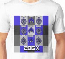 20GX BLUE Unisex T-Shirt