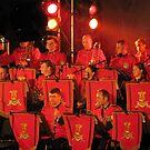 Army Band at Hobart Regatta by Derwent-01