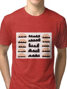 Over Hills Tri-blend T-Shirt