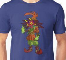Majora's Mask Skull Kid Unisex T-Shirt