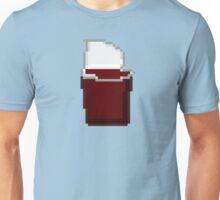 Chocolate Pudding - Pixel Art Unisex T-Shirt
