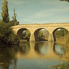 Richmond Bridge shot by Contaflex by Derwent-01