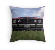 Allan Moffat Replica Falcon XY GT #2 Throw Pillow