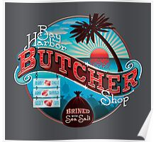 Bay Harbor Butcher Shop Poster