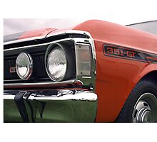 Ford Falcon XY GT Detail Photographic Print