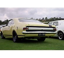 Monaro! Photographic Print