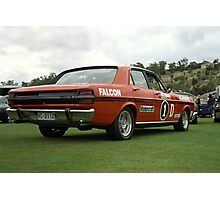 XY GT Racer Replica Photographic Print