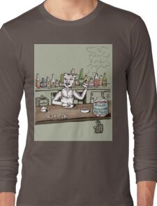 Pickled Pig's Feet Long Sleeve T-Shirt