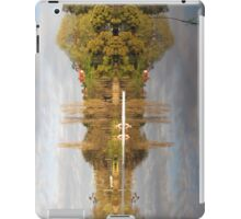 Rowing On The River iPad Case iPad Case/Skin