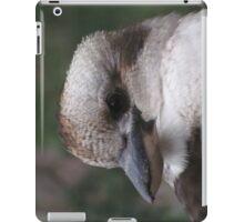 Kookaburra iPad Case iPad Case/Skin