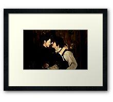 Frasers 3 Framed Print