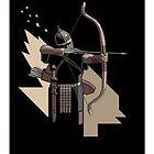 Roman Bowman by David  Kennett