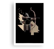 Roman Bowman Canvas Print