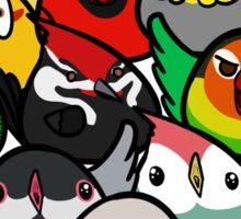 Bird Pack Sticker