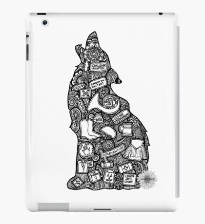 Lobo HIMYM iPad Case/Skin