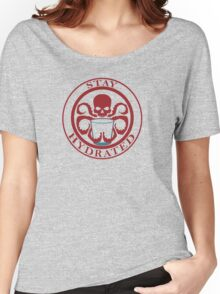 Stay Hydrated Women's Relaxed Fit T-Shirt