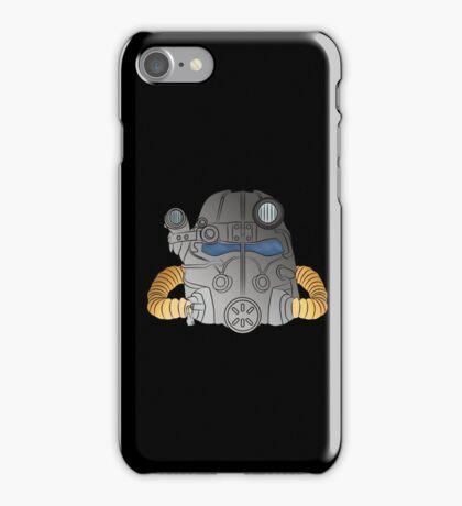T-45 Helm iPhone Case/Skin