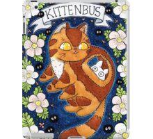 kittenbus iPad Case/Skin