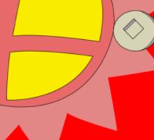 Super Smash Bros Bumper Sticker