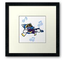 Magolor with Violin Framed Print