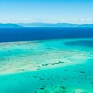 Arlington Reef and Green Island by Dieter Tracey