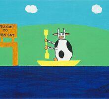 Cowichan Bay by DJHobden