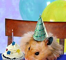 Birthday Hamster by jkartlife