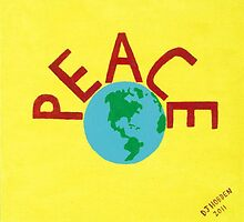 Peace On Earth by DJHobden