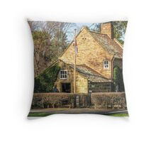 Cooks Cottage, Melbourne, Australia Throw Pillow