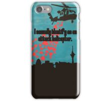 Sexually Identify as an Attack Helicopter iPhone Case/Skin