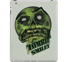 Zombie Smiley  iPad Case/Skin